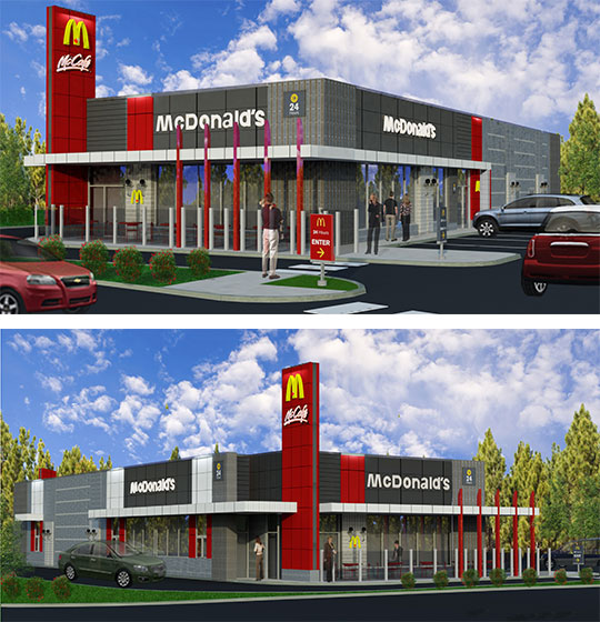 McDonald's Beaumont