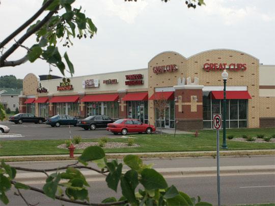 Rosemount Strip Retail