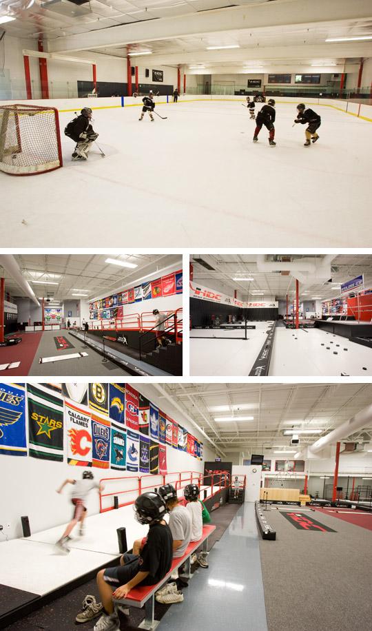 Hockey Development Center in Lakeville
